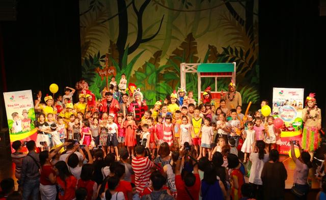 """""""Bay lên những ước mơ"""" - show diễn ấn tượng mùa hè dành cho trẻ em - 4"""