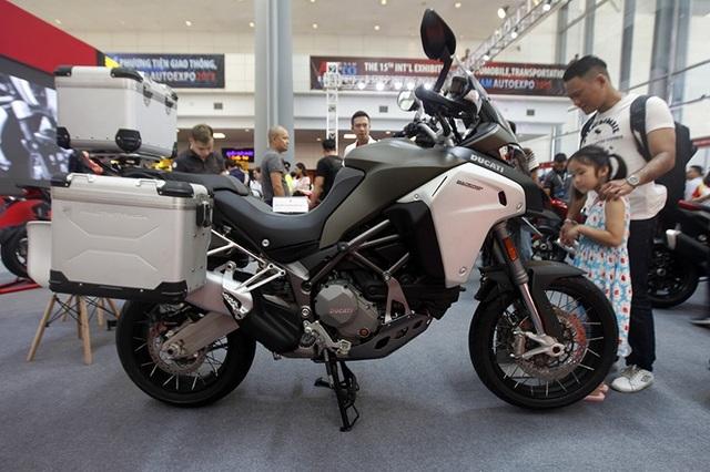 Triển lãm Auto Expo 2018: Cuộc chơi của các dòng môtô phân khối lớn - 13