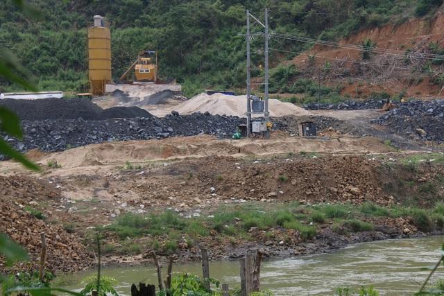 Công trình thủy điện tư nhân được xây dựng sau khi diện tích đất được loại khỏi quy hoạch rừng đặc dụng