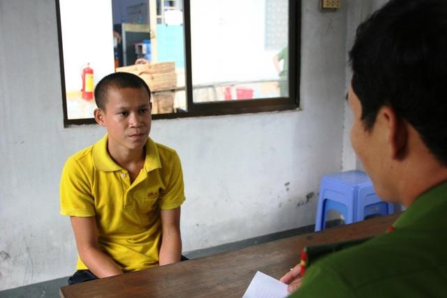 Tại Cơ quan Công an, Chau Nát đã thừa nhận toàn bộ hành vi phạm tội của mình.