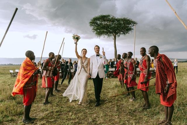 Maasai còn là tên một tộc người nổi tiếng của Kenya với nền văn hóa truyền thống đậm đà bản sắc.