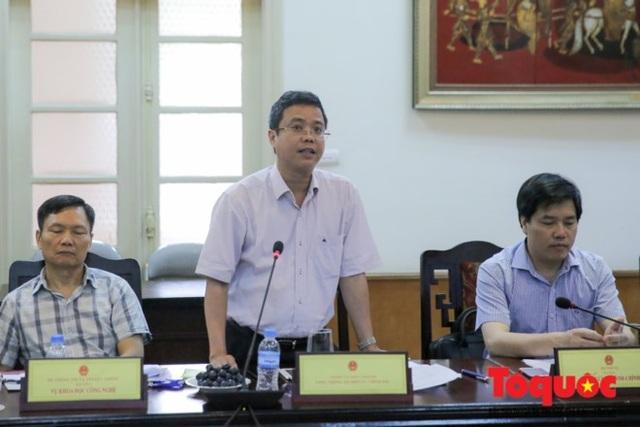 Nguyễn Lê Phúc, Phó Tổng GĐ Cổng Thông tin điện tử Chính phủ (Văn phòng Chính phủ)