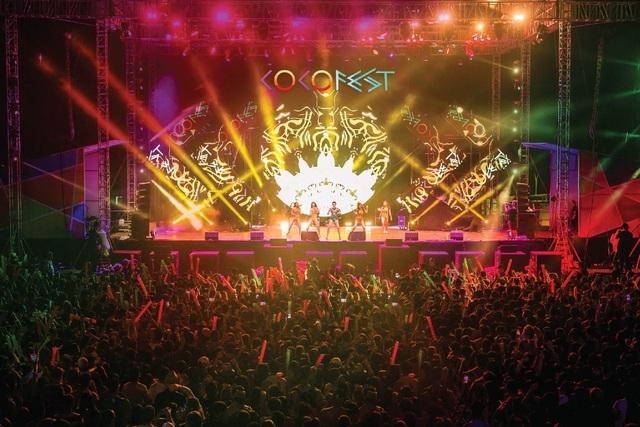 Cocofest 2018 làm mùa hè bùng cháy - 1