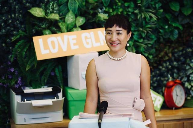Chị Hằng Bùi – Giám đốc điều hành Trung Tâm Anh ngữ GLN