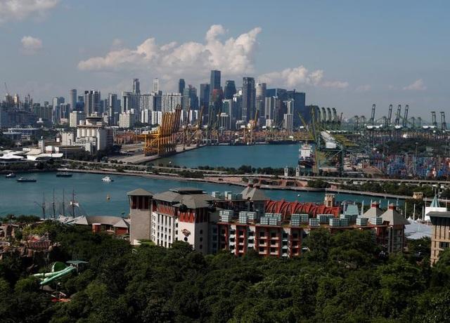 Nhà Trắng ngày 5/6 thông báo địa điểm tổ chức cuộc gặp thượng đỉnh giữa Tổng thống Donald Trump và nhà lãnh đạo Kim Jong-un sẽ là khách sạn Capella trên đảo Sentosa của Singapore. Cuộc gặp dự kiến sẽ diễn ra từ 9 giờ sáng ngày 12/6 tới. Trong ảnh: Một góc đảo Sentosa thuộc quốc đảo Singapore.