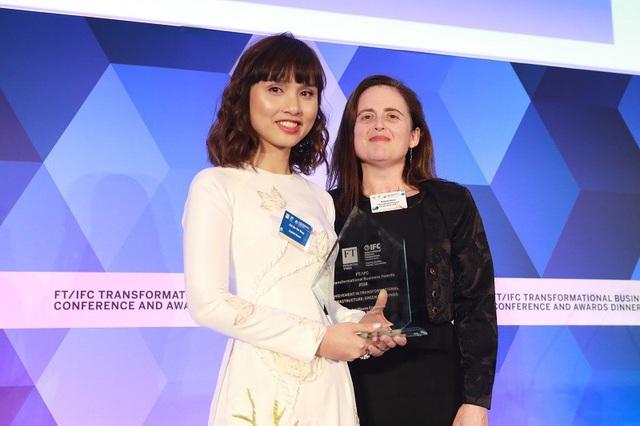 Capital House đạt giải thưởng quốc tế Transformational Business Awards - 1