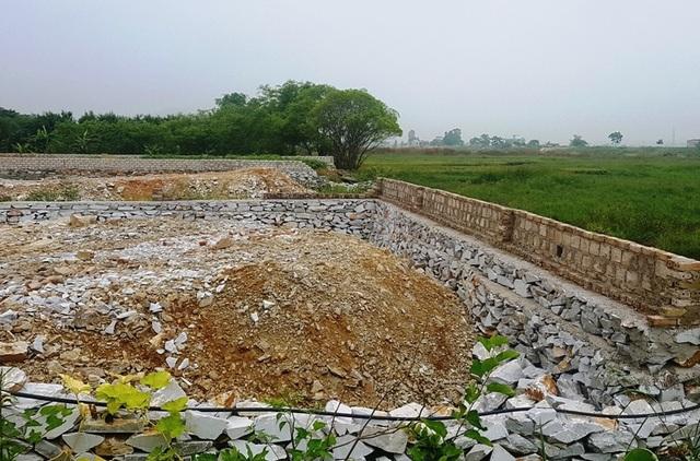 Ngành chức năng tỉnh Thanh Hóa đang tiến hành kiểm tra việc cấp đất của huyện Hà Trung