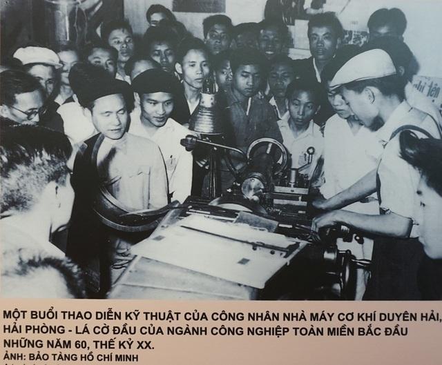 """Khai mạc triển lãm """"Chủ tịch Hồ Chí Minh với phong trào Thi đua yêu nước"""" - 9"""