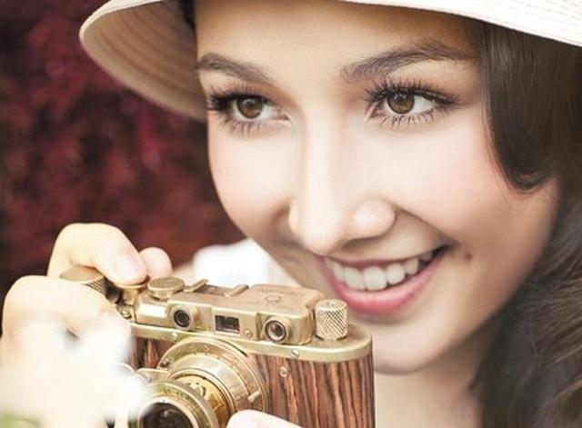 Các cô con gái xinh như hot girl của Thanh Lam, Anh Quân, Tú Dưa - 7