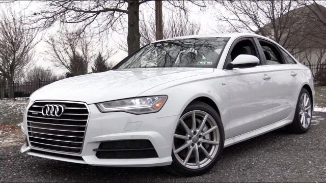 Audi A6 phiên bản 2017