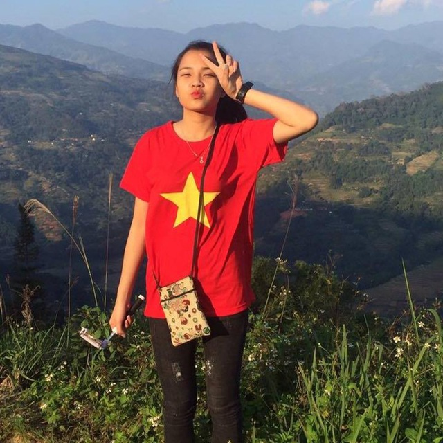 Cô có sở thích đi du lịch, trải nghiệm, khám phá để trau dồi kiến thức cho bản thân