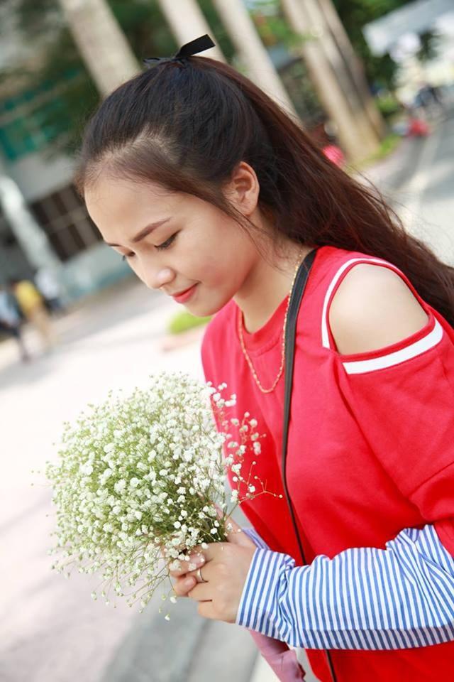 Cận cảnh nhan sắc Tân hoa khôi ĐH Giao thông vận tải - 10