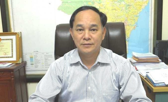 Ông Lê Như Tuấn, nguyên Giám đốc Sở NN-PTNT đã bổ nhiệm trái quy định nhiều người trước khi về hưu.
