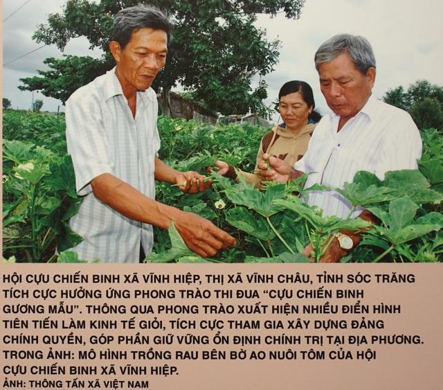 """Khai mạc triển lãm """"Chủ tịch Hồ Chí Minh với phong trào Thi đua yêu nước"""" - 12"""