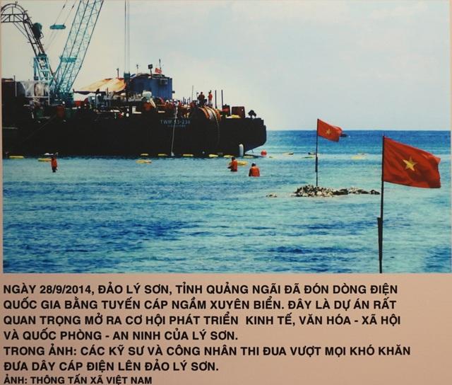 """Khai mạc triển lãm """"Chủ tịch Hồ Chí Minh với phong trào Thi đua yêu nước"""" - 13"""