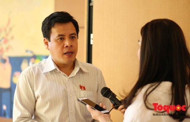 ĐBQH Nguyễn Anh Tuấn: Phần trả lời chất vấn của Phó Thủ tướng Vương Đình Huệ rất sâu sắc và mang tầm chiến lược