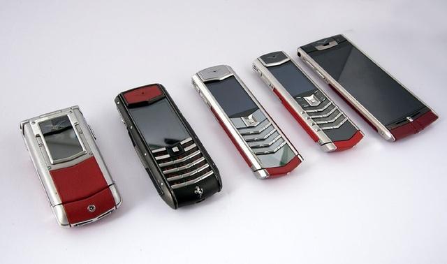 Hầu hết những chiếc điện thoại này giờ đã không còn sản xuất