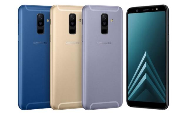 Galaxy A9 Star Lite vẫn giữ được phong cách thiết kế riêng của Samsung