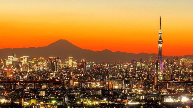 Tokyo đứng thứ 2 bảng xếp hạng (Nguồn ảnh: BCG).