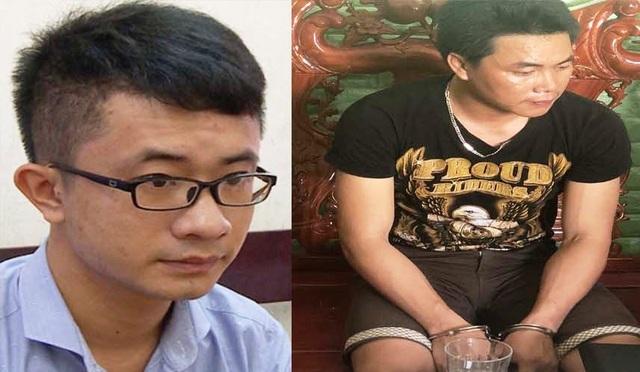 Nguyễn Xuân Quyết, Nguyễn Xuân Tuấn (trái qua) làm giả giấy khám sức khỏe bán cho người dân.