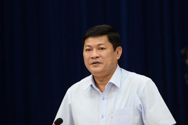 Phó Chủ tịch UBND TPHCM Huỳnh Cách Mạng cho biết đã báo cáo Thủ tướng việc xin lại bộ bản đồ Thủ Thiêm từ nguyên Chủ tịch UBND TP Võ Viết Thanh