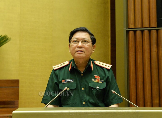 Đại tướng Ngô Xuân Lịch – Bộ trưởng Bộ Quốc phòng