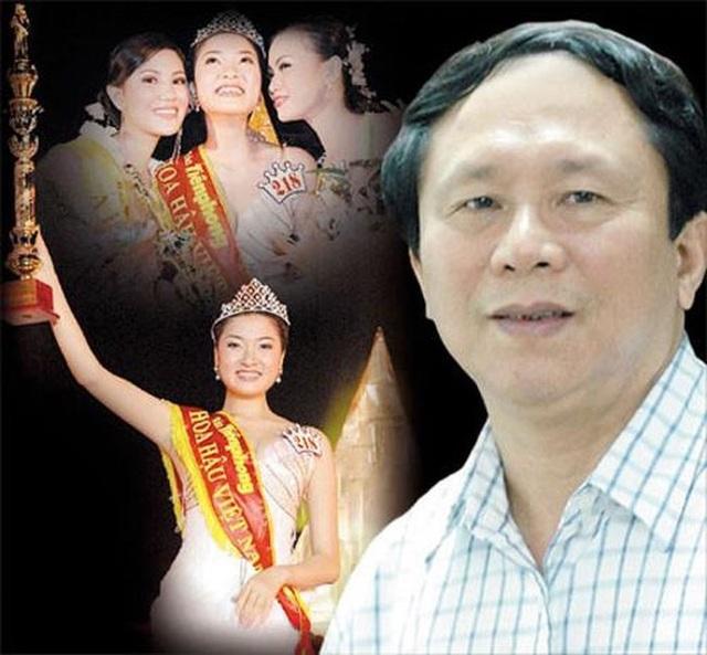Nhà thơ Dương Xuân Nam, người được mệnh danh là ông trùm hoa hậu.