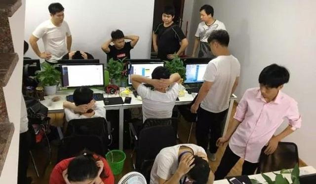 Vụ bắt giữ đã được thực hiện tại tỉnh Phúc Kiến bởi các cảnh sát Chiết Giang. (Nguồn: 163.com)