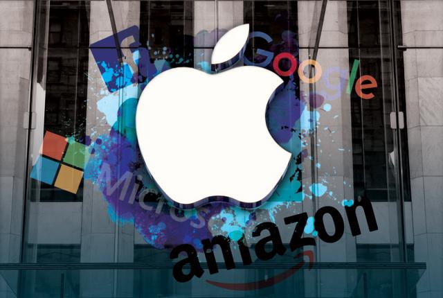 Apple hiện đang đứng đầu trong cuộc đua nghìn tỷ đô la, nhưng chưa chắc đã dành chiến thắng.