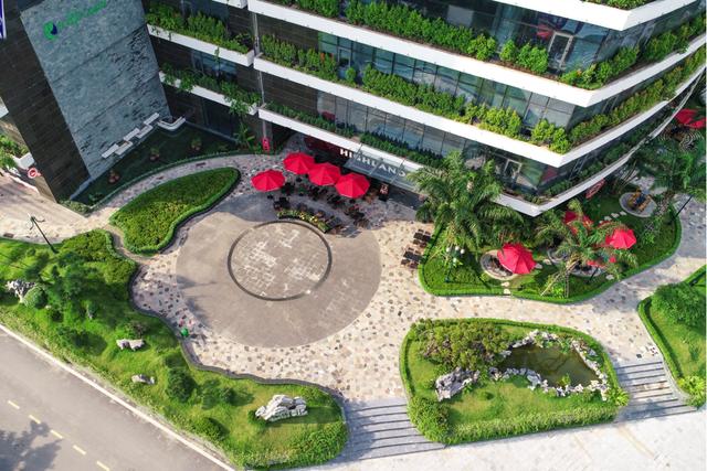 """Dự án EcoLife Capitol đạt giải """" Công trình xanh tốt nhất"""" do hiệp hội Bất động sản bình chọn"""