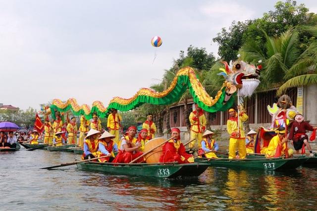 """Khai mạc tuần du lịch """"Sắc vàng Tam Cốc – Tràng An"""" - 5"""