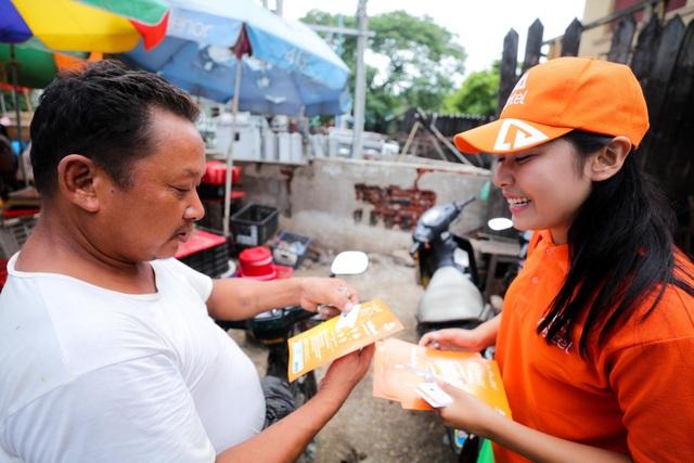 Trước khi khai trương, đội ngũ bán hàng của Mytel đã được thiết lập ở khắp các bang trên đất nước Myanmar để có thể cung cấp cho người dân dịch vụ di động với siêu băng rộng di động ở mọi nơi.