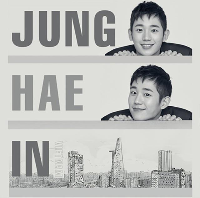 Theo thông tin từ phía BTC, Fan Meeting của Jung Hae In sẽ được tổ chức vào ngày 7/7, tại nhà hát Quân Đội, TPHCM.