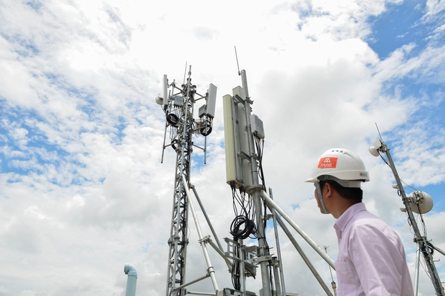 Mục tiêu là trong năm đầu tiên kinh doanh, Mytel sở hữu 7.000 trạm thu phát sóng 4G và hơn 30.000 km cáp quang.
