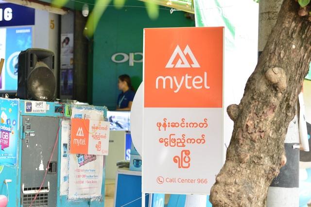 Tại Myanmar, Mytel sẽ phải cạnh tranh với 3 nhà mạng khác là MPT (của Chính phủ), Telenor (Na uy) và Ooreedoo (Qatar). Lợi thế của Mytel là giá rẻ hơn, nhiều khuyến mại và hạ tầng 4G phủ khắp đất nước - điều mà chưa một mạng di động nào trước đó thực hiện.