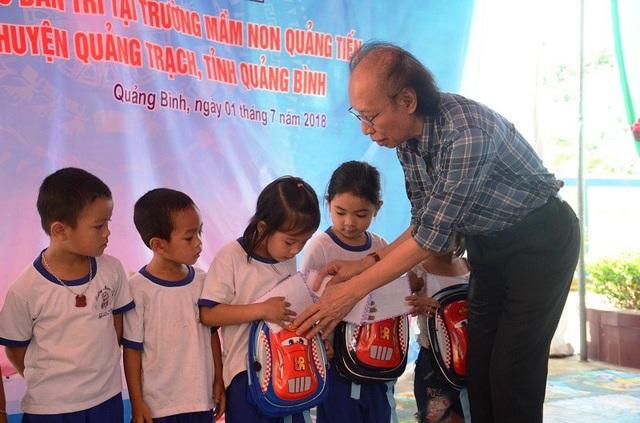 Khánh thành công trình phòng học Dân trí thứ 17 tại Quảng Bình - 8