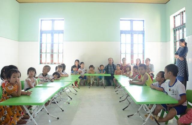 Khánh thành công trình phòng học Dân trí thứ 17 tại Quảng Bình - 13