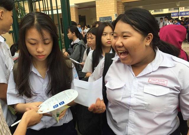 Học sinh có thể bỏ trường chuyên để xét vào lớp 10 thường theo nguyện vọng đã đăng ký