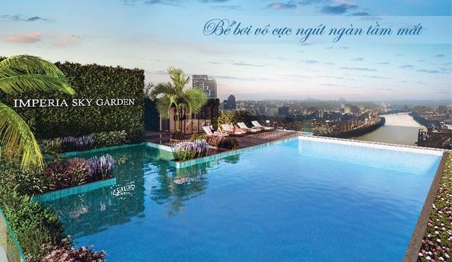 Phú Khang Land chính thức phân phối dự án Imperia Sky Garden - 2