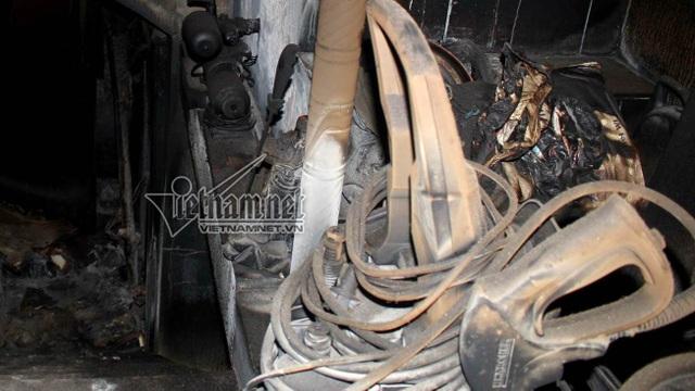 Bên trong hầm trú ẩn sặc mùi thuốc súng của trùm ma túy Nguyễn Thanh Tuân - 7