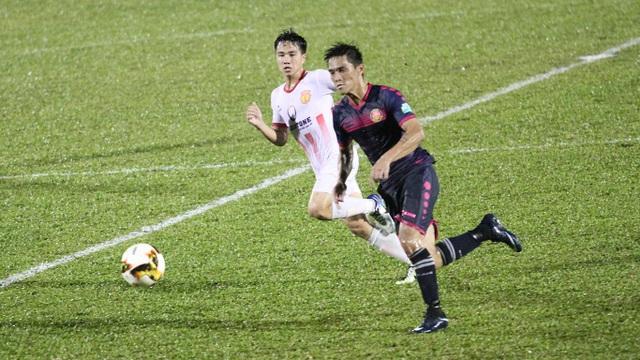 Sài Gòn FC có chiến thắng đầu tiên kể từ lượt về V-League 2018