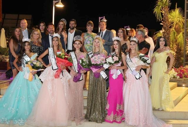 Giải thưởng phụ: giải Quốc phục đẹp nhất thuộc về đại diện Syria, giải hình thể đẹp nhất thuộc về người đẹp Moldova.