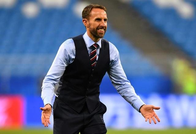 Huấn luyện viên của đội tuyển Anh - Gareth Southgate