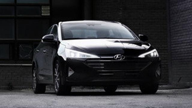 Hình ảnh đầu tiên về Hyundai Elantra phiên bản nâng cấp - 4
