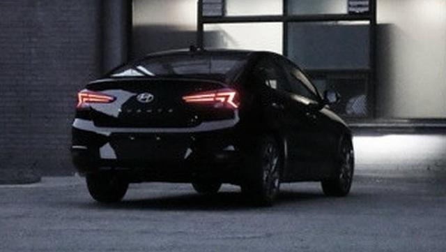 Hình ảnh đầu tiên về Hyundai Elantra phiên bản nâng cấp - 5