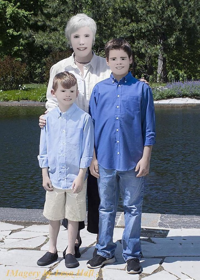"""Chi 5,5 triệu đồng để chụp ảnh gia đình và cái kết """"dở khóc dở cười"""" - 6"""
