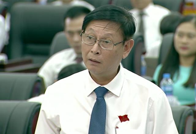 Đại biểu Cao Xuân Thắng: Giá thị trường chênh lệc quá lớn so với giá đền bù giải toả, khó vận động hộ dân trong diện thu hồi đất để triển khai dự án hợp tác