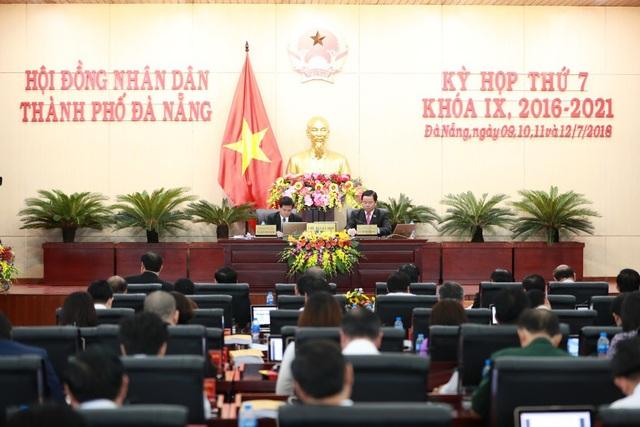 Vấn đề quản lý quy hoạch ven biển thu hút nhiều ý kiến thảo luận tại kỳ họp giữa năm của HĐND TP Đà Nẵng