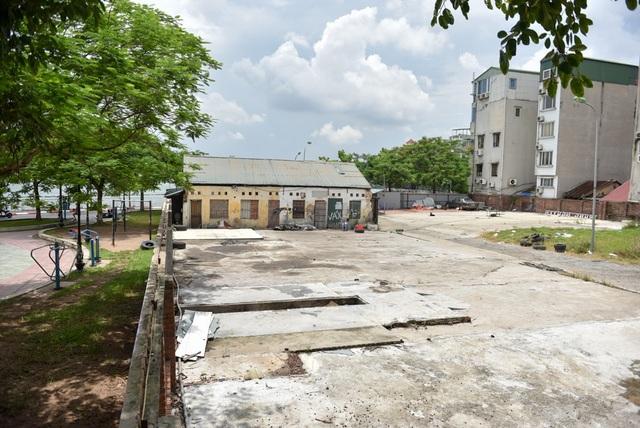 Trước đó, khu đất này được giao cho Tổng công ty Đầu tư Phát triển hạ tầng đô thị (UDIC) để làm bãi để xe.