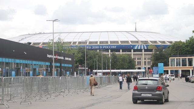 Để tổ chức World Cup 2018, nước Nga sở hữu những SVĐ hiện đại bậc nhất thế giới